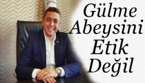 Sen bi el at bu işe!